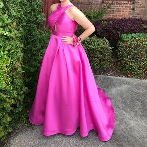 Jovani size 14 formal gown